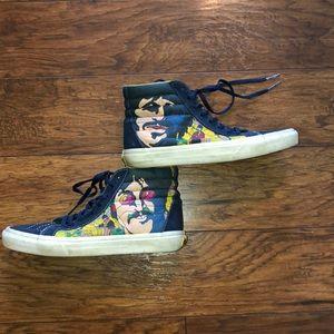 Vans The Beatles high top sneakers